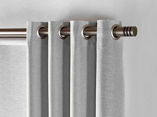 Custom Drapery Hardware Reimagined